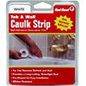 "Red Devil 1-5/8"" x 11-Foot Tub & Wall Caulk Strip"
