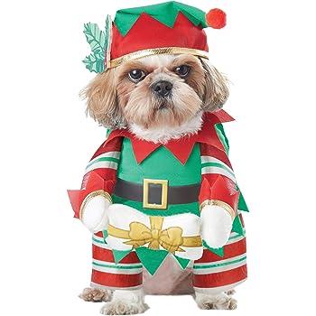California Costumes Pet Elf Pup Dog Costume Costume