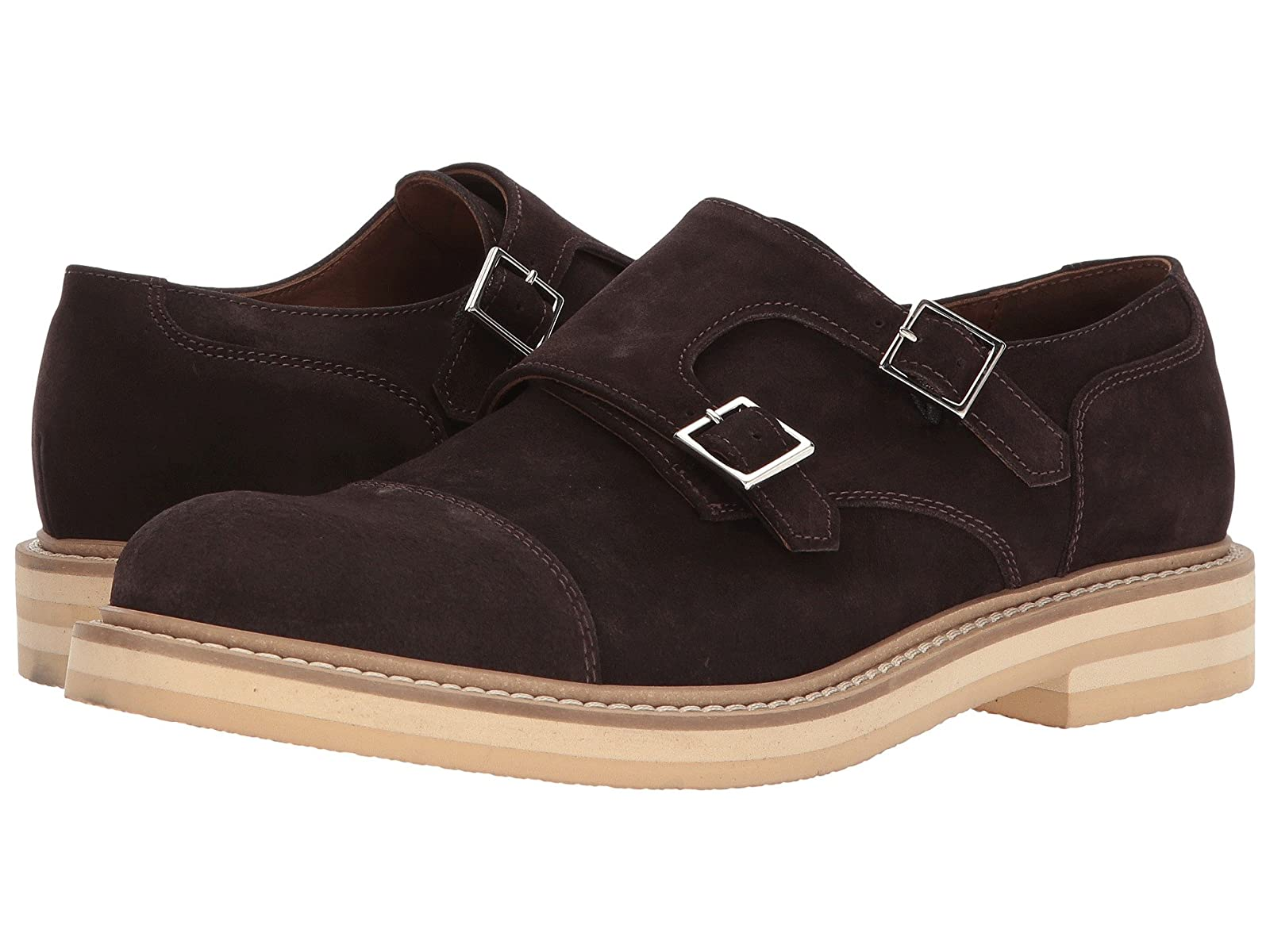 eleventy Suede Double MonkAtmospheric grades have affordable shoes