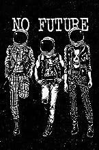No Future: Punk Rock 2019 Calendar Planner For Men, Women, Teen and Kids