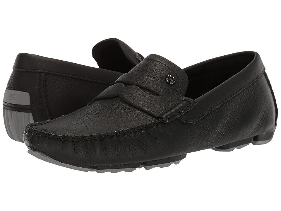 UGG Bel-Air Penny Slip-On (Black) Men