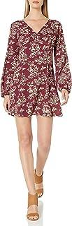 فستان لوسي لوف للنساء مطبوع عليه زهور الروك