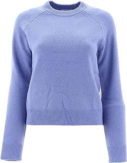 GANNI Luxury Fashion Womens K1201FOREVERBLUE681 Light Blue Sweater   Fall Winter 19