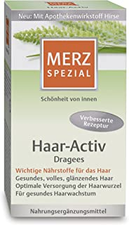 Merz Special Spezial (120 Dragees) - for healthy, shiny and beautiful Hair