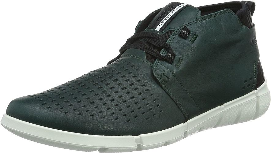 Ecco ECCO Intrinsic 1, Chaussures Multisport Outdoor Homme - Vert (DIOPTASE01029), 40 EU