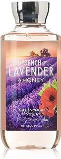 Bath & Body Works French Lavender & Honey Shower Gel 10 oz/295ml