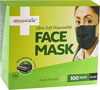 disposable face mask fda approved