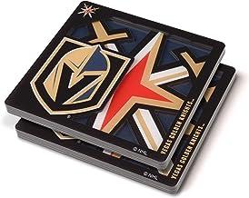 قاعدة أكواب بشعار 3D لفيغاس جولدن نايتس بدوري الهوكي الوطني من يوذا فان
