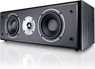 Magnat Monitor Supreme Center 250- Altavoz con blindaje magnético, 420 x 145 x 195 mm , negro