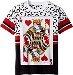 Dolce & Gabbana Kids - King of Hearts T-Shirt (Big Kids)