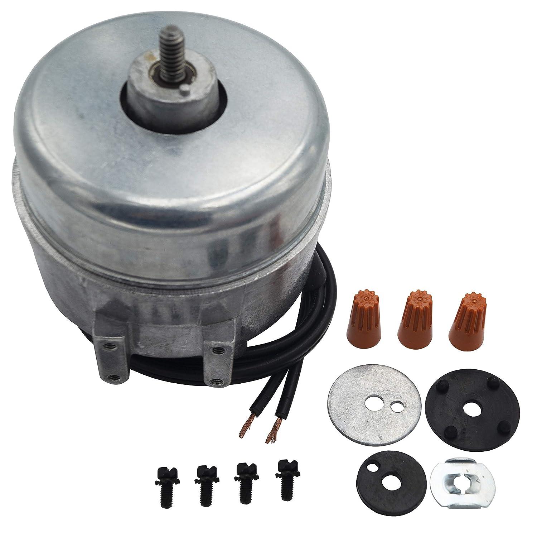Supplying Demand SM5411 Refrigerator Universal Mount Condenser Fan Motor 120V CWOSE Replacement Kit : Appliances