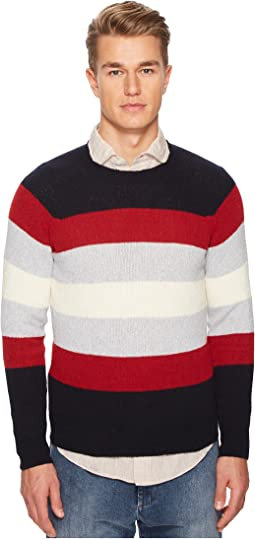 Spunia Wide Stripes Sweater