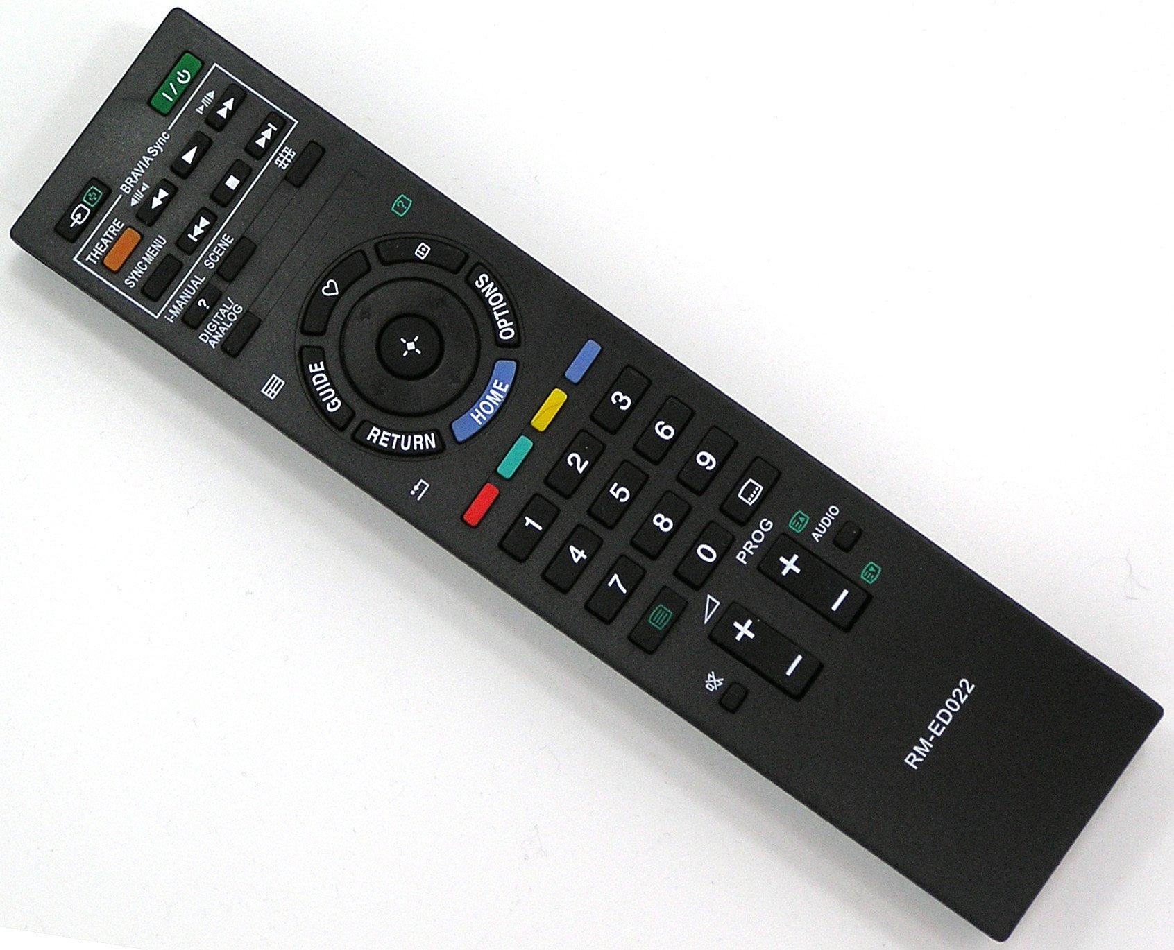Mando a distancia para Sony RM-ED022 (KDL-32BX300 KDL-26EX302 KDL ...