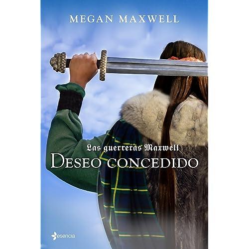 Las guerreras Maxwell, 1. Deseo concedido eBook: Maxwell, Megan ...