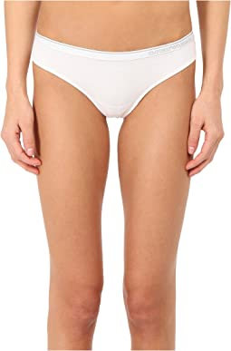 Emporio Armani - Essential Stretch Cotton Brasilian Brief