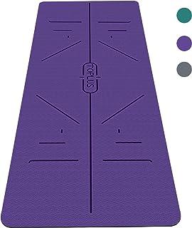 TOPLUS Yoga Mat - Classic 1/4 inch Pro Yoga Mat Eco...