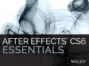 After Effects CS6 Essentials