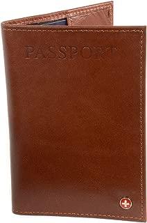 swiss passport cover