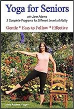 Yoga for Seniors with Jane Adams (2nd edition): Improve Balance, Strength &..