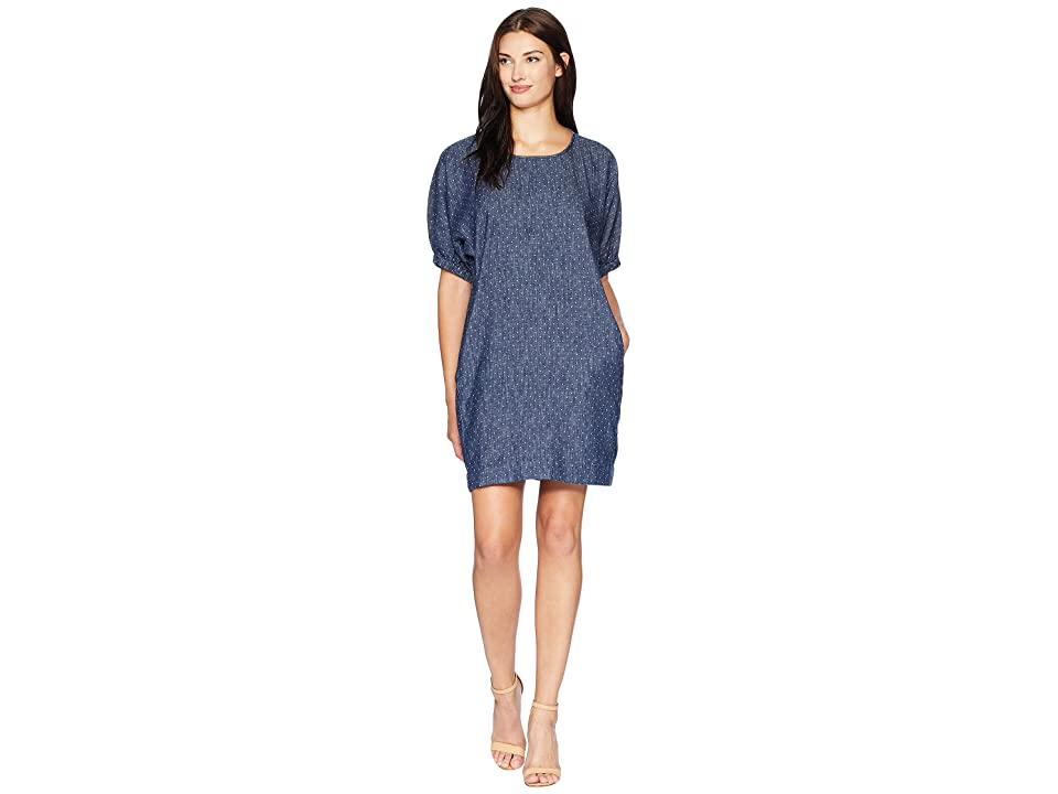 Lucky Brand Saturday Polka Dot Dress (Bradford) Women