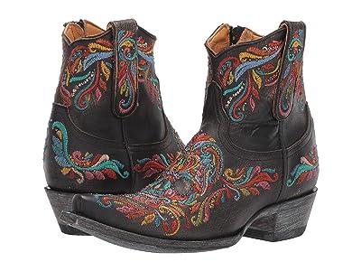 Old Gringo Dulce Calavera (Rustic Biege) Cowboy Boots