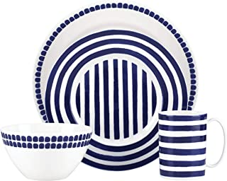 Kate Spade New York 844093 Charlotte Street North 4 Piece Place Setting