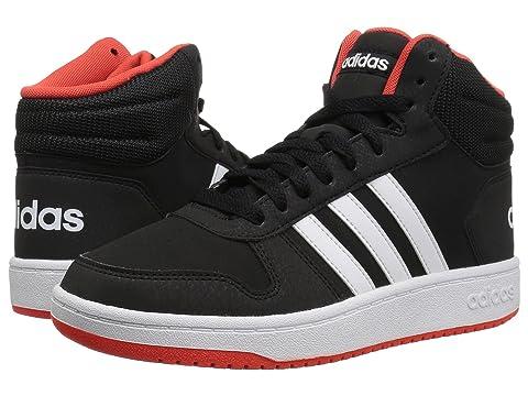 6923547fe5fd adidas Kids Hoops Mid 2 (Little Kid Big Kid) at 6pm