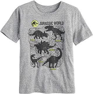Boys 4-12 Jurassic World: Fallen Kingdom Dinosaur Graphic Tee
