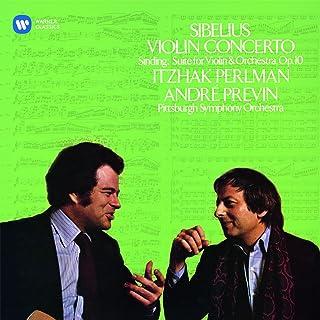 Sibelius: Violin Concerto - Sinding: Suite