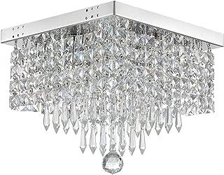 Best brass chandelier crystal Reviews