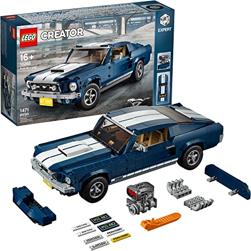 lowest LEGO Creator Expert Ford Mustang 10265 Building online online Kit (1471 Pieces) outlet online sale
