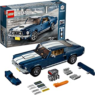 LEGO Creator Expert Ford Mustang 10265 Building Kit, New...