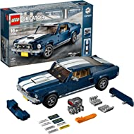 LEGO Creator Expert Ford Mustang 10265 Building Kit (1471 Piece)