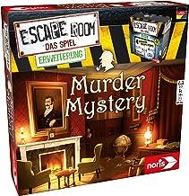 Noris - Escape Room Erweiterung Murder Mystery - Nur mit dem Chrono Decoder spielbar - ab 16 Jahren
