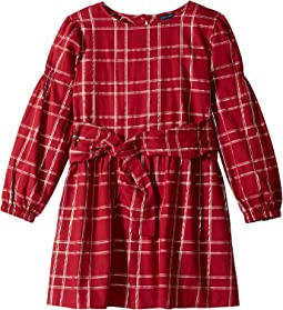 Plaid Dress (Big Kids)
