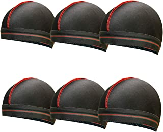 Silky Elastic Wave Cap, Stocking Compression Caps for Men 360 540 and 720 Waves