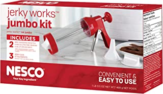 NESCO BJX-5, Jerky Works Jumbo Kit, Red