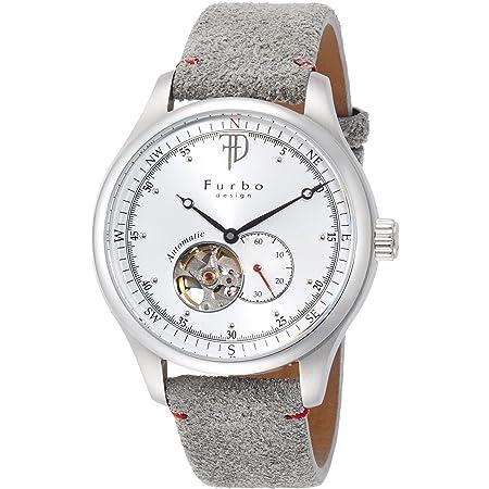 [フルボデザイン] 腕時計 F5030SSIGY メンズ グレー