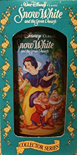 Disney's Snow White Burger King Collector's Glass 1994