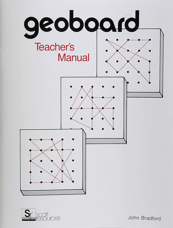 American Educational Geoboard Teacher's Manual