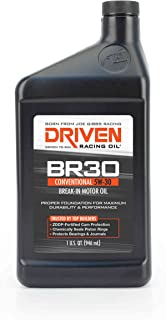 Lunati DRV01806 5W-30 Driven High Zinc Break-In Oil, 1 quart