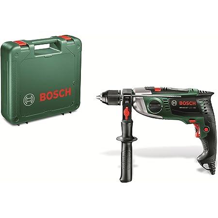 Bosch Schlagbohrmaschine AdvancedImpact 900 (Zusatzhandgriff, Tiefenanschlag, Koffer, 900 Watt)