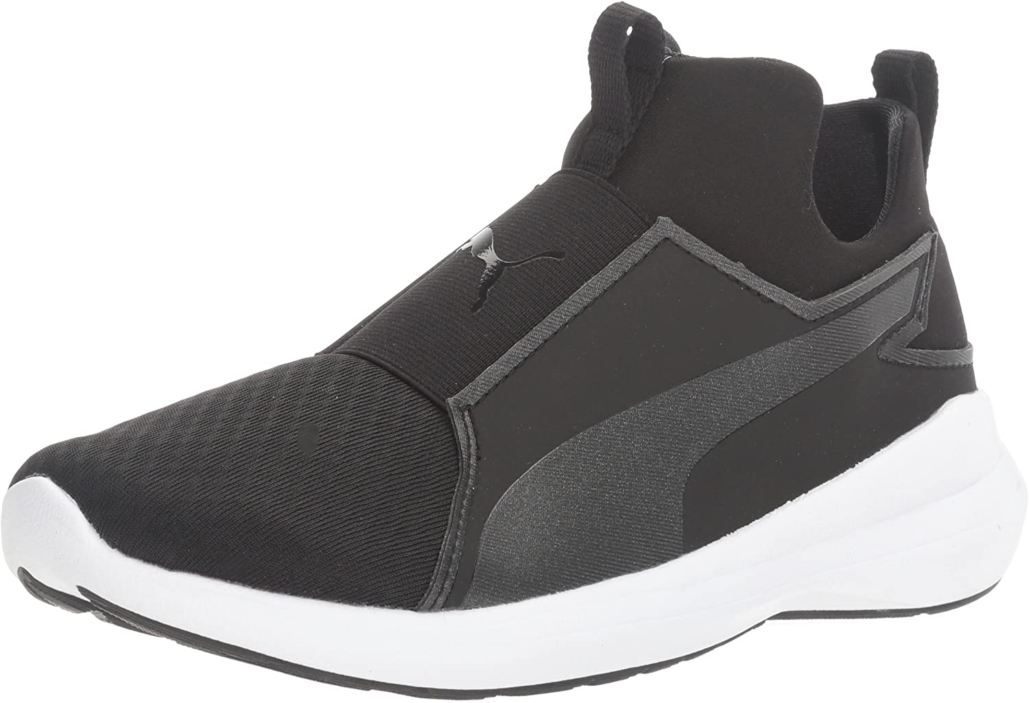PUMA Women's Rebel Mid Cross Trainers