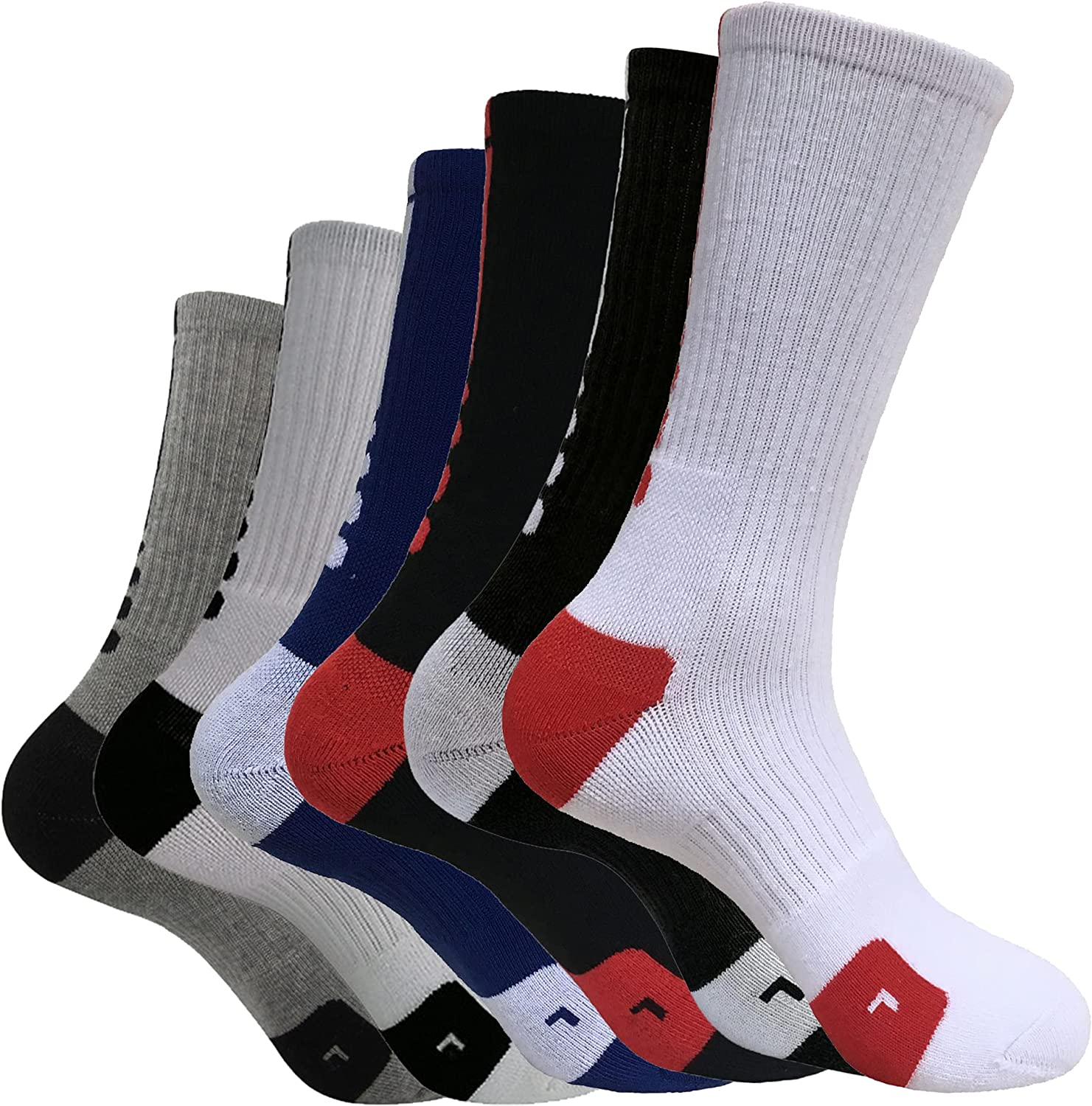 Youth Boy's Basketball Socks Ultra-Cheap Deals Arch Breathable Cushion Support Cre Brand Cheap Sale Venue