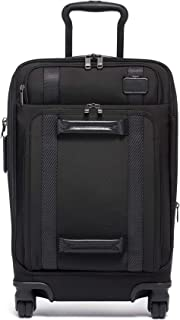 TUMI - Merge International Front Lid 4 Wheeled Carry-On Luggage - 22 Inch Rolling Suitcase for Men and Women - Black