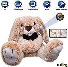 Best nanny cam wireless spy camera hidden in teddy bear Reviews