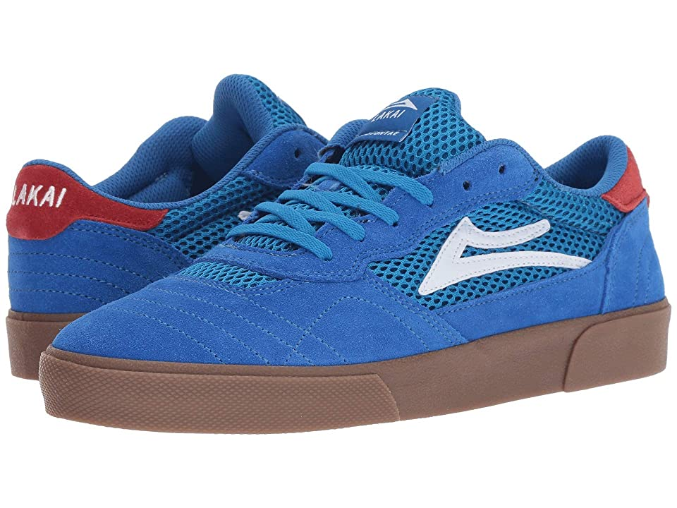Lakai Cambridge (Blue/Gum Suede) Men