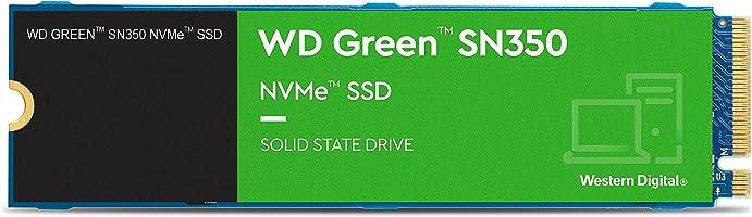 WD Green SN350 NVMe SSD 480 gb