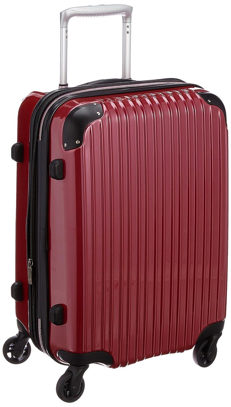 解明遠近法ウイルス[シフレ] スーツケース ハードジッパケース シフレ 1年保証 保証付 43L 48 cm 3.2kg