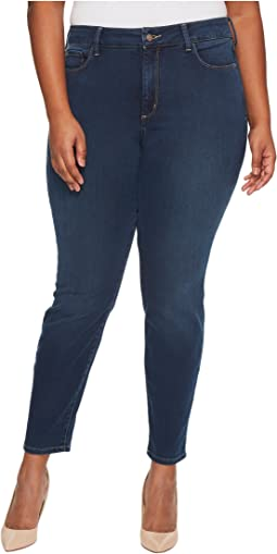 NYDJ Plus Size - Plus Size Ami Skinny Legging Jeans in Future Fit Denim in Rome